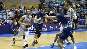 Derrotes del Joventut i el BAXI Manresa en la segona jornada de l'ACB