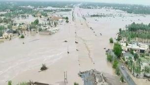 Inundacions a Oman i al Iemen després del pas del ciclo Shaheen