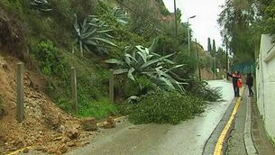 Es manté activada l'alerta del pla d'emergències per inundacions