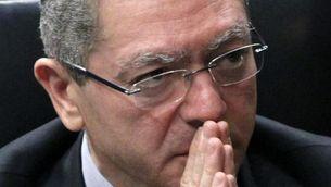 El ministre de Justícia, Alberto Ruiz-Gallardón. (Foto: EFE)