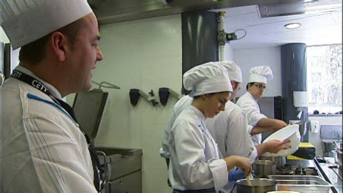 La cuina arriba a la universitat amb el primer grau de Ciències Culinàries i Gastronòmiques