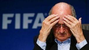 """La firma: Pere Escobar """"Que tot plegat sembli un accident (Blatter)"""""""