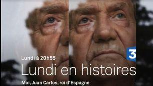Documental sobre el rei Joan Carles de la televisió francesa FRANCE 3