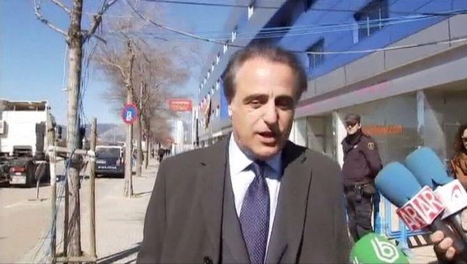 Els advocats de Cristina de Borbó confirmen que van ser extorsionats per Manos Limpias