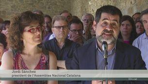 Jordi Sànchez repeteix com a nou president de l'ANC