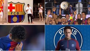 Neymar s'acomiada del Barça amb gols, títols i polèmica