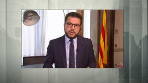"""El govern denuncia una intervenció """"encoberta"""" de la Generalitat"""