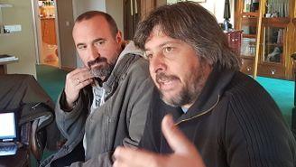 """Pau Freixas i Ivan Mercadé, creadors de """"Benvinguts a la família"""""""