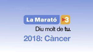 La Marató 2018 estarà dedicada al càncer