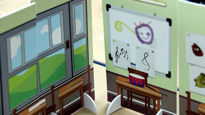 Una empresa de Sant Cugat dissenya un 'escape room' per combatre el Bullying