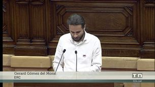Nou diputats deixen el Parlament de Catalunya, entre ells la fins ara cap de l'oposició, Inés Arrimadas