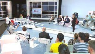 """""""Preguntes freqüents"""": inici del curs polític amb un debat a set i entrevista a Paco Lobatón"""
