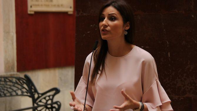 """Lorena Roldán diu que a Barcelona """"hi ha persones amb catanes"""" a plena llum del dia"""