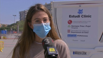 El Camp Nou entra en joc en la lluita contra el coronavirus