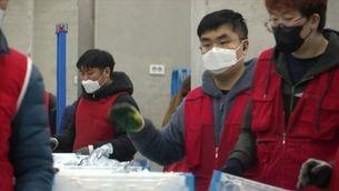 Corea del Sud admet que Seül s'enfronta a una segona onada de coronavirus