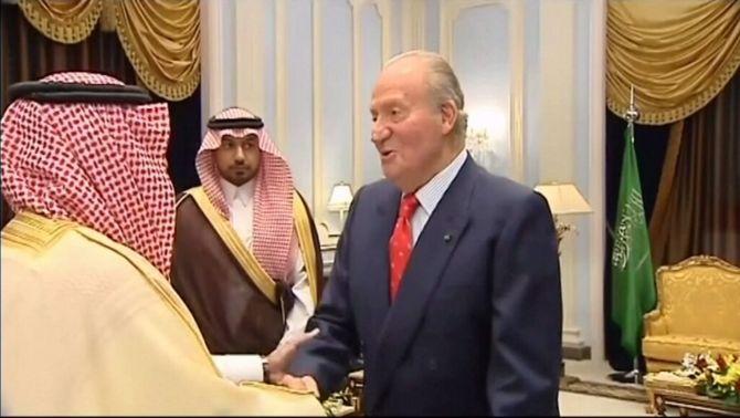 Joan Carles I hauria encarregat crear una estructura per amagar les comissions saudites