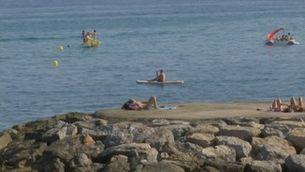 Dotze persones moren ofegades a les platges catalanes en el que va d'estiu.