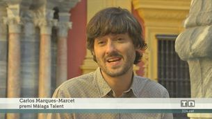 """El director Carlos Marques-Marcet, Premi Màlaga Talent i pel·lícula, """"La mort de Guillem"""""""