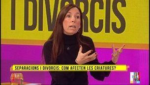 Com gestionar les separacions i els divorcis amb els més petits