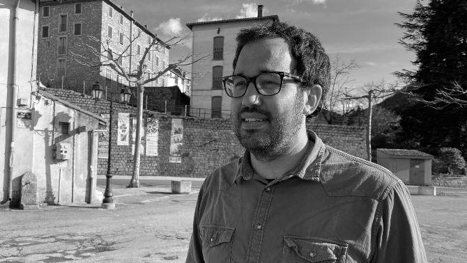"""Pablo Bonat: """"A França, l'escola és la maquinària més bèstia que s'ha utilitzat per aniquilar el català"""""""