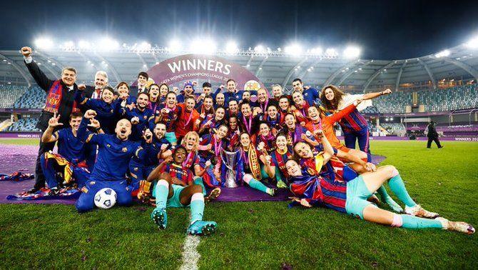 De Budapest a Göteborg: dos anys per convertir el Barça en el millor equip d'Europa