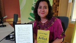 """Adriana González: """"Els concursos són una plataforma fantàstica per als cantants per mostrar-se"""""""