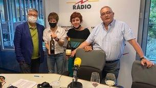 Els Casacas Rojas, Ca N'Estruc i la Sílvia Puig