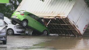 Almenys quatre morts i 30 desapareguts per inundacions a Alemanya