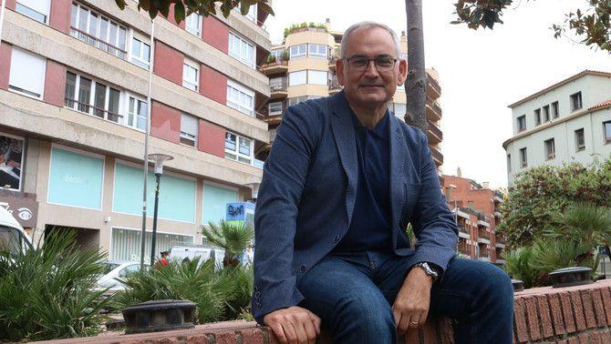 Josep Vicent Boira, guanyador del 42è Carles Rahola d'assaig