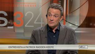"""Patrick Radden Keefe autor de """"L'imperi del dolor"""": """"Els Sackler van demostrar ambició, però també una actitud criminal"""""""