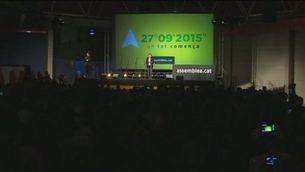 L'ANC demana als partits que prioritzin els pactes independentistes
