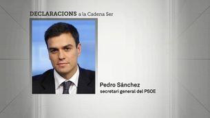 Sánchez confia encara que Podem li faciliti la investidura