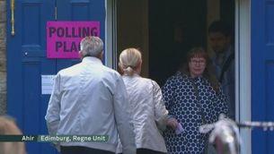 Escòcia demana un referèndum