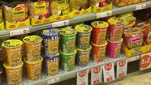 Alerta pel consum de glutamat en productes processats