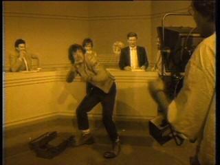 """Imatge de:""""Poltrona Express"""" en un telenotícies"""