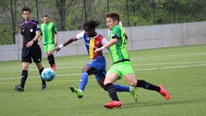 L'Andorra de Gerard Piqué s'imposa al Viladecans i puja a Tercera Divisió (3-0)