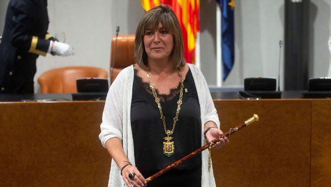 El PSC i JxCat culminen el pacte: Núria Marín, presidenta de la Diputació de Barcelona