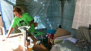1.451 famílies desnonades esperen un pis d'emergència