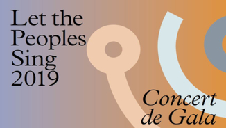 Imatge de:Concert de gala del concurs Let The Peoples Sing 2019