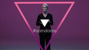 #somdones omple la programació de TV3 i Catalunya Ràdio
