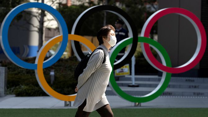 Els Jocs Olímpics, ajornats