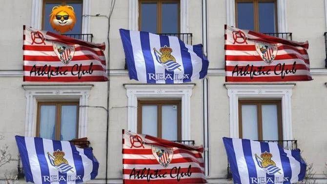 La final de Copa, a porta oberta