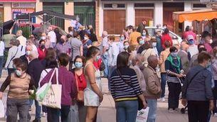 Estudis científics assenyalen els aerosols com la causa principal de contagi de COVID