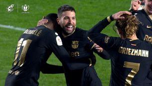Resum Granada-Barça (3-5) - Copa del Rei