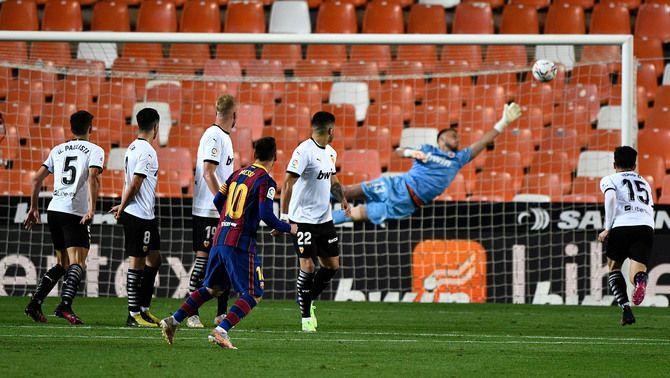 Messi: com més difícil, millor