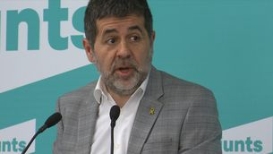 Jordi Sànchez assegura que es recupera la confiança amb ERC i que l'acord és a prop