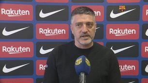 """Garcia Pimienta: """"És un rival històric i complicat"""""""