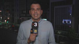 Xavi Bardolet, enviat especial de TV3 a Tòquio, explica que els Jocs Olímpics seran a porta tancada