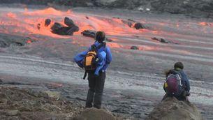L'erupció del volcà d'Islàndia fa 6 mesos que dura i és la més llarga en 50 anys