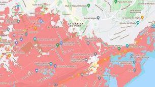 Així pujarà el nivell del mar al teu poble o barri, si no actuem contra l'escalfament